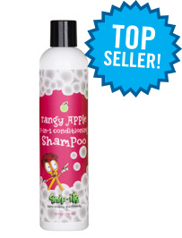 Tangy Apple 3-in-1 Conditioning Shampoo from Snip-its