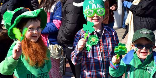 St. Patrick's Day Family Fun
