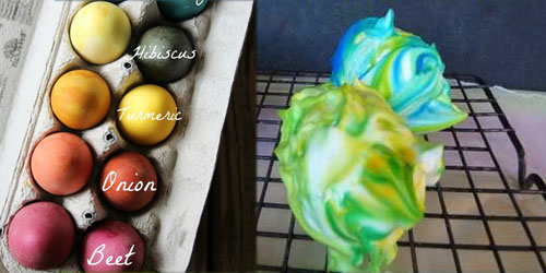 Easter Egg-stravaganza: Alternate kid-friendly Easter egg dyeing ideas