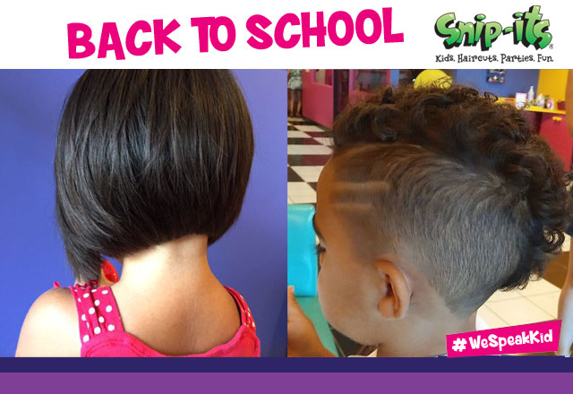 2017 Back to School Hair Trends