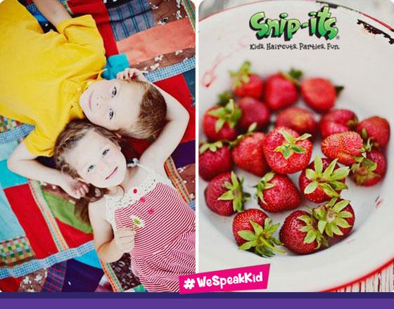 Kid-friendly Summer Meals