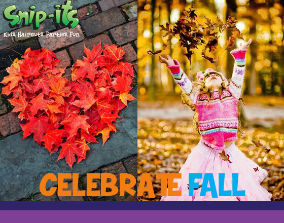 Celebrate Fall with the Family