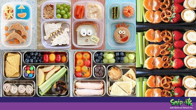 Healthy School Lunch Ideas – Kid Approved