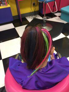 Snip-its Halloween costume hair ideas