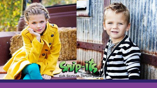 Snip-its Kids' Winter Trends