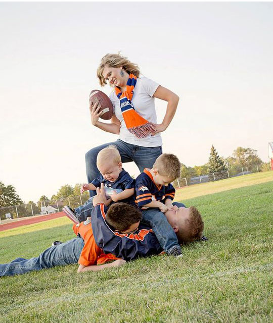 Snip-its Tailgating with Kiddos