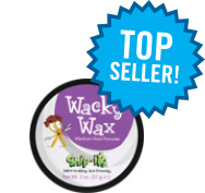 Wacky Wax hair product from Snip-its