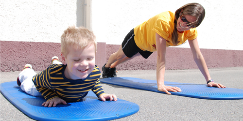 Spring Refresh: Starting a Fitness Routine for the Family