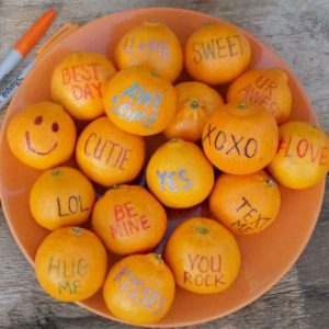 Clementine Valentine