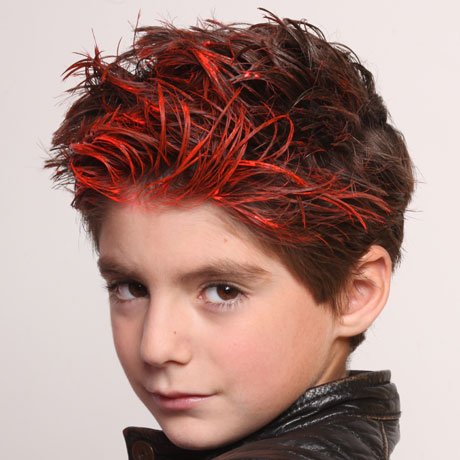 49 Boy Hair Color Image Top Ideas