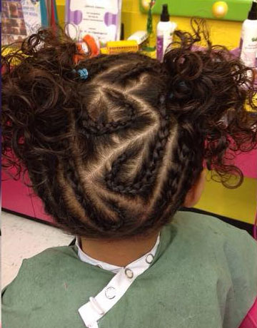 Elaborate Braids Hair Trends