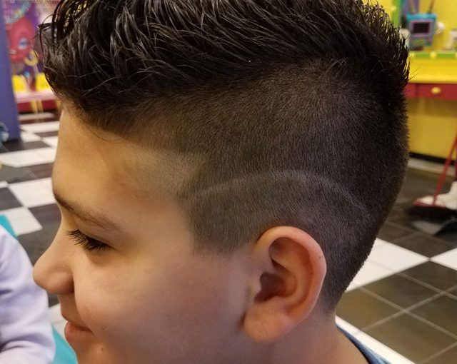 2017 Kids Hair Trends
