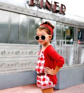 2017 Kids Spring Trends - Retro Story