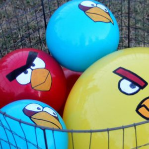 Snip-its Game Night - Angry Birds