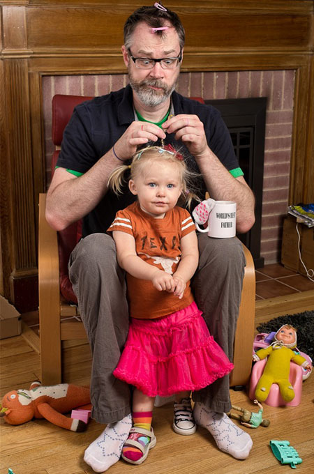 Snip-its Father's Day ideas: say it with photos