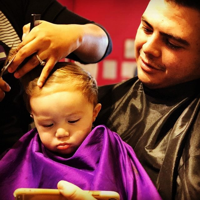Snip-its Father's Day idea: Come to Snip-its
