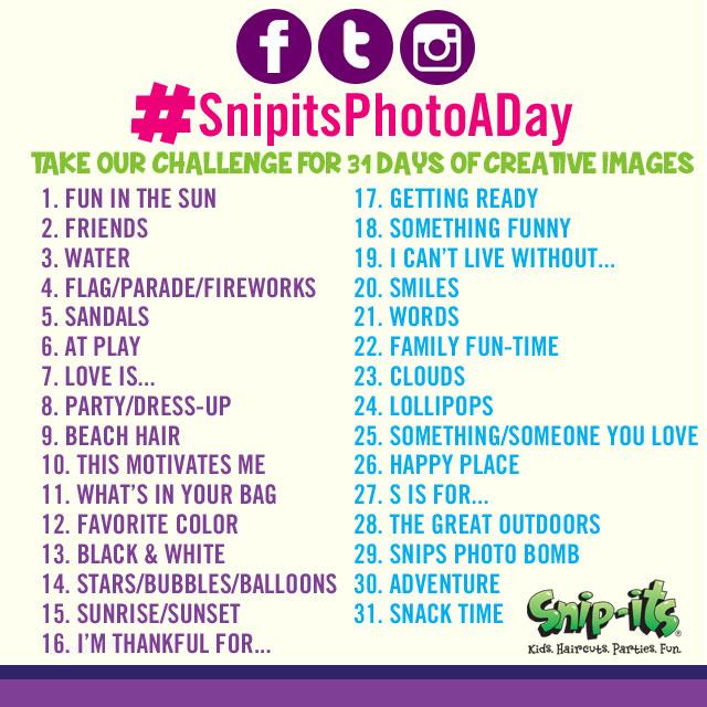 #SnipitsPhotoADay