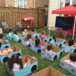 Snip-its Drive-in Movie Night