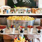 Snip-its Movie Night Popcorn Bar