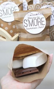 Snip-its Movie Night S'mores Pack