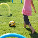 Snip-its Pool Noodle Obstacle Course