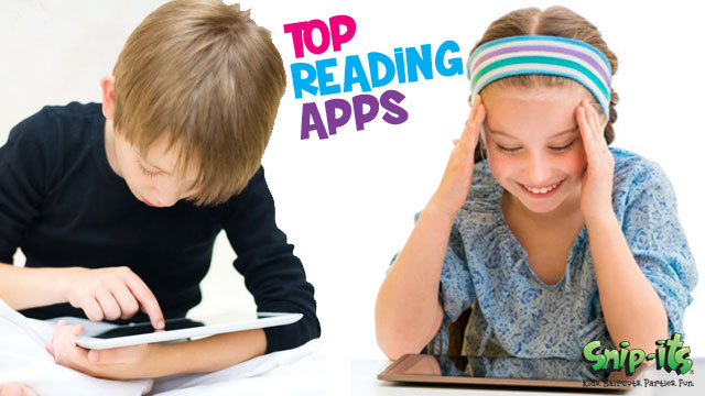 Our Favorite Reading Apps for Kids