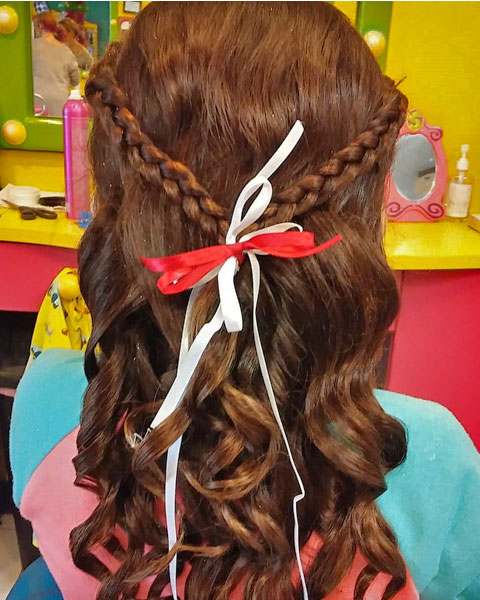 Snip-its Holiday Styles