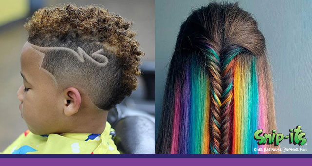 2018 Kids\' Hair Trends | Snip-its
