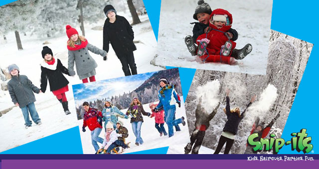Family-friendly Outdoor Winter Activities