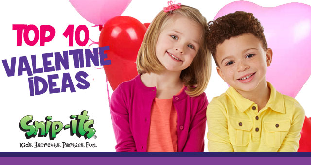 Top 10 Ideas for Valentine's Day with Kids