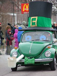 Snip-its 2018 St. Patrick's Day Family Traditions