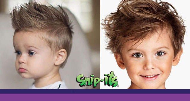 Boys' Hair Trends 2019