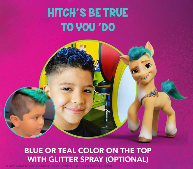 Snip-its Haircuts for Kids My Little Pony Find Your Sparkle Hitch